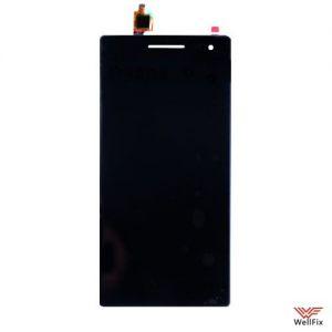 Изображение Дисплей для Lenovo Phab 2 Pro в сборе черный