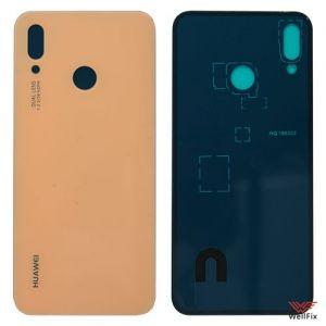 Изображение Задняя крышка Huawei P20 Lite розовая