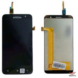 Дисплей Lenovo A806 с тачскрином
