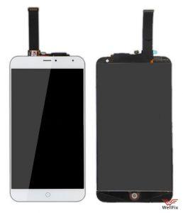 Дисплей Meizu MX4 с тачскрином белый