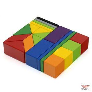 Изображение Развивающая игрушка Xiaomi Mitu Child Magnetic Building Block