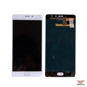 Дисплей Meizu Pro 7 Plus с тачскрином белый