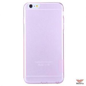 Чехол Apple iPhone 6 Plus розовый (Nillkin, силикон)