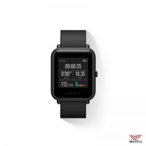 Изображение Умные часы Xiaomi Amazfit Bip черные