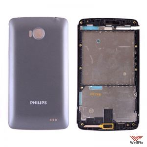 Корпус Philips Xenium W732
