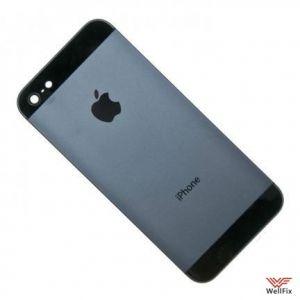 Корпус Apple iPhone 5 черный