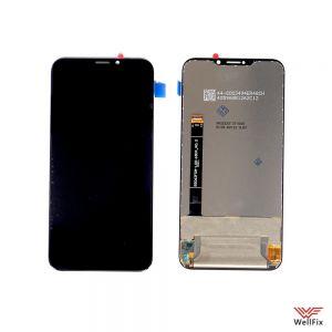 Изображение Дисплей Meizu X8 в сборе черный