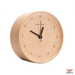 Изображение Часы Xiaomi из дерева About Time