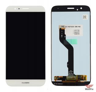 Дисплей Huawei G7 Plus с тачскрином белый