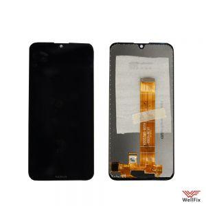 Изображение Дисплей Nokia 2.2 в сборе черный