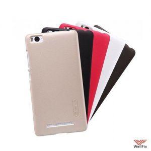 Изображение Пластиковый чехол для Xiaomi Mi4i красный (Nillkin)