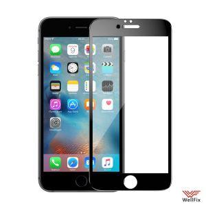 Изображение Защитное 5D стекло для Apple iPhone 6, 6s черное