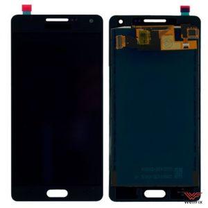 Изображение Дисплей для Samsung Galaxy A5 SM-A500F (TFT дисплей) в сборе черный