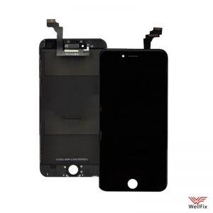 Изображение Дисплей для Apple iPhone 6 в сборе черный