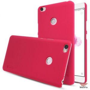 Изображение Пластиковый чехол для Xiaomi Mi Max красный (Nillkin)