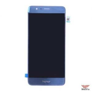 Дисплей Huawei Honor 8 с тачскрином синий