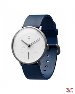 Изображение Умные часы Xiaomi Mi Mijia Quartz Watch SYB01 синие