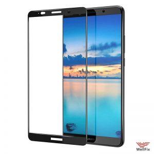 Изображение Защитное 5D стекло для Huawei Mate 20 Pro черное