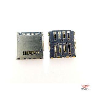 Считыватель SIM-карты Sony Xperia V Lt25i