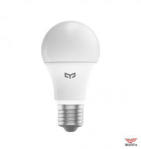 Изображение Лампочка Xiaomi Yeelight LED Cold White Bulb E27 9W YLDP20YL