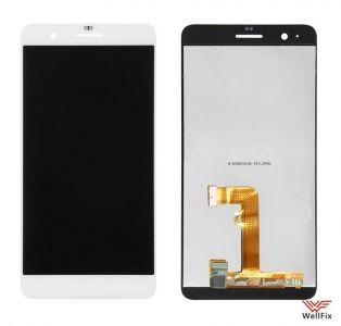 Дисплей Huawei Honor 6 Plus с тачскрином белый