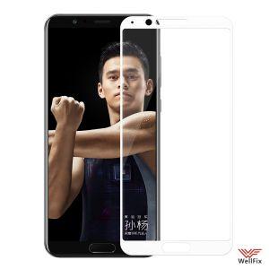 Изображение Защитное 3D стекло для Huawei Honor V10 (View 10) белое