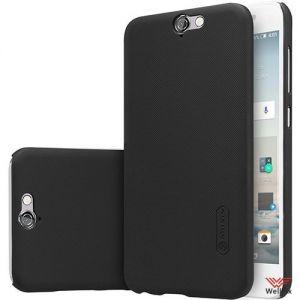 Изображение Пластиковый чехол для HTC One A9 черный (Nillkin)