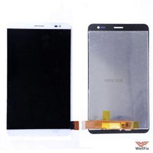 Дисплей Huawei MediaPad X2 с тачскрином белый