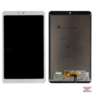 Изображение Дисплей Xiaomi MiPad 4 в сборе белый