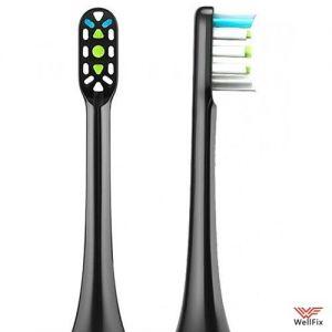 Изображение Сменные насадки для зубной щетки Xiaomi Soocare X3 (Clean) черный