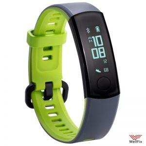Изображение Фитнес-браслет Honor Band 3 серо-зеленый