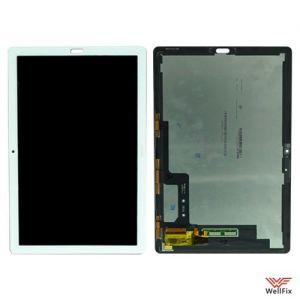 Изображение Дисплей для Huawei MediaPad M5 10 в сборе белый