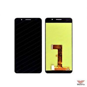 Дисплей Huawei Honor 6 с тачскрином черный