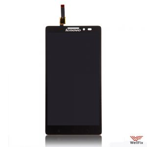 Дисплей Lenovo K910 Vibe Z с тачскрином