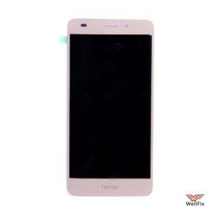 Изображение Дисплей для Huawei Honor 5c в сборе золотой