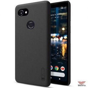 Изображение Пластиковый чехол для Google Pixel 2 черный (Nillkin)