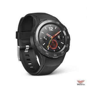 Изображение Смарт-часы Huawei Watch 2 Sport 4G черные