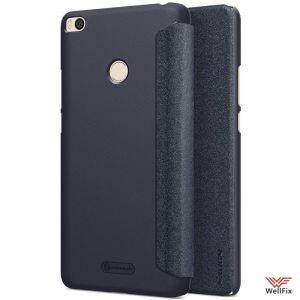 Изображение Чехол-книжка для Xiaomi Mi Max 2 черный (Nillkin)