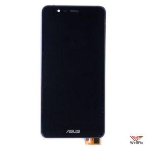 Изображение Дисплей Asus Zenfone 3 Max ZC520TL в сборе черный