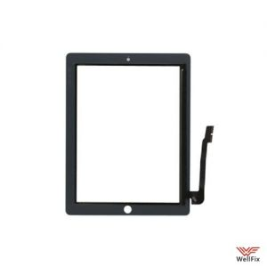 Тачскрин Apple iPad 3 / 4 черный