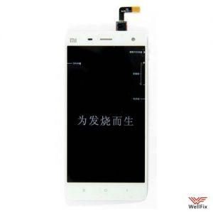 Изображение Дисплей Xiaomi Mi4 в сборе белый