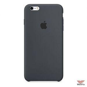 Изображение Силиконовый чехол для iPhone 6 Plus/6s Plus серый