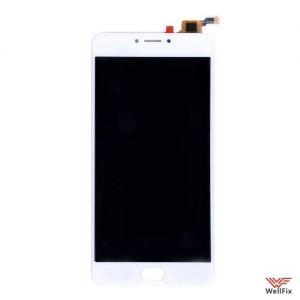 Изображение Дисплей для Meizu M3 Note L681H в сборе белый