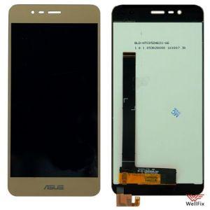Изображение Дисплей для Asus Zenfone 3 Max ZC520TL в сборе золотой