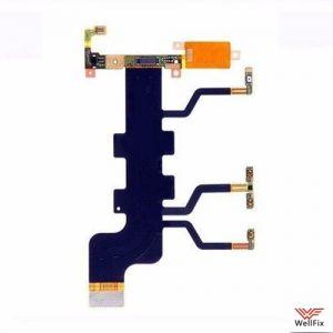 Шлейф Sony Xperia T2 Ultra Dual D5322 на кнопку включения и микрофон