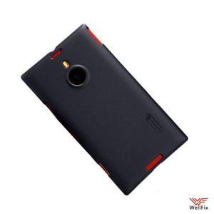 Изображение Пластиковый чехол для Nokia Lumia 1520 черный (Nillkin)