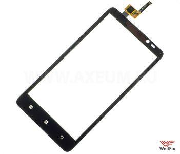 Тачскрин Lenovo S890 черный