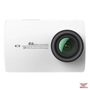 Изображение Экшн камера Xiaomi Yi 4K белая