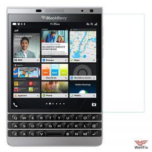 Стекло защитное BlackBerry Passport Silver Edition (Nillkin Amazing H)
