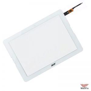 Изображение Тачскрин Acer Iconia One 10 B3-A20 белый
